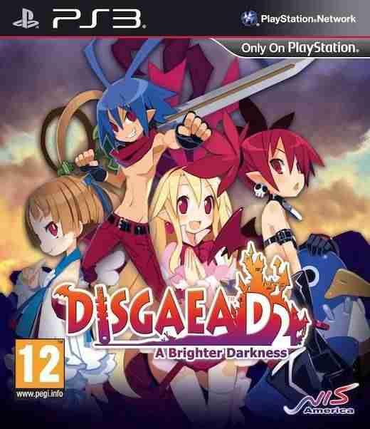 Descargar Disgaea D2 A Brighter Darkness [MULTI][Region Free][FW 4.3x][DUPLEX] por Torrent